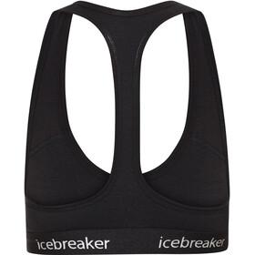 Icebreaker Sprite Racerback Bra Women black